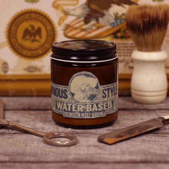 Ominous Style Co. Water Based Pomade