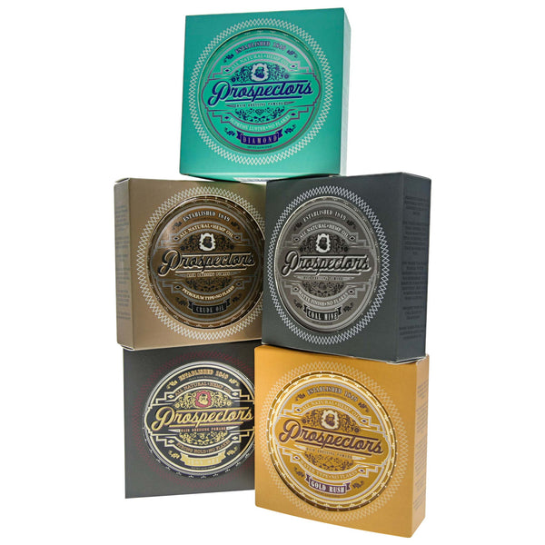 Prospectors Pomade Variety 5 Pack
