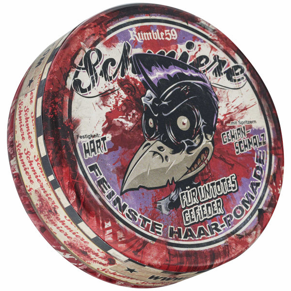 Schmiere Special Edition Hard Hold Pomade Front
