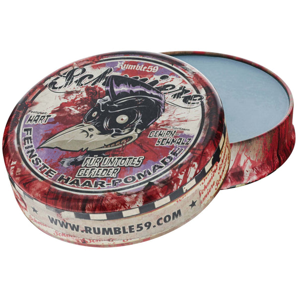 Schmiere Special Edition Hard Hold Pomade Open