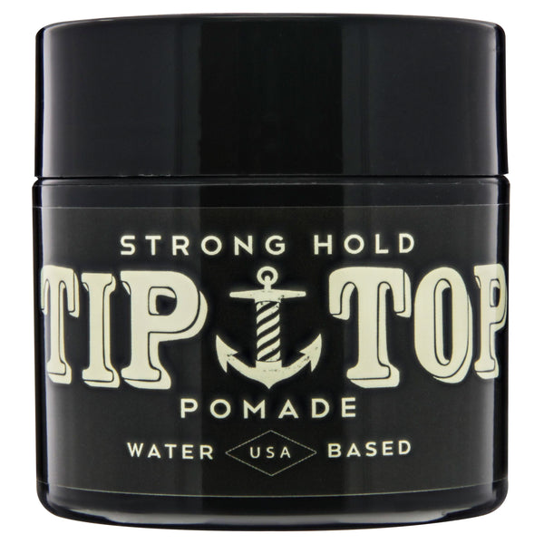 Tip Top Pomade Strong Hold Front