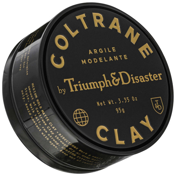 Triumph & Disaster Coltrane Clay Front