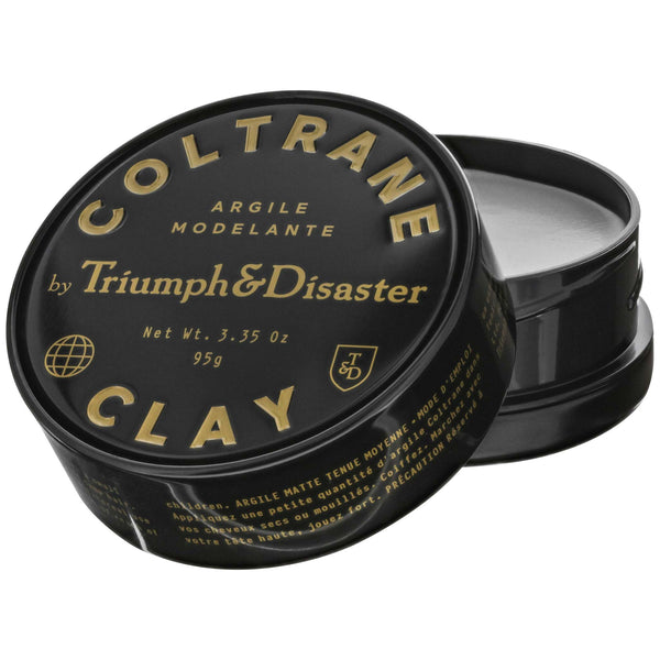 Triumph & Disaster Coltrane Clay Open