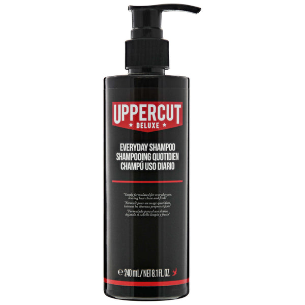 Uppercut Deluxe Everyday Shampoo Front