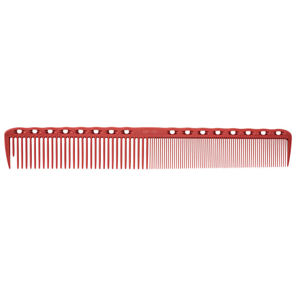 YS Park 336 Fine Cutting Comb- Red