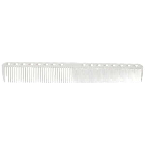 YS Park 336 Fine Cutting Comb- White