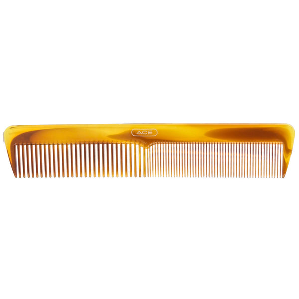 comb works best with fine to medium thickness hair but can be used with all types