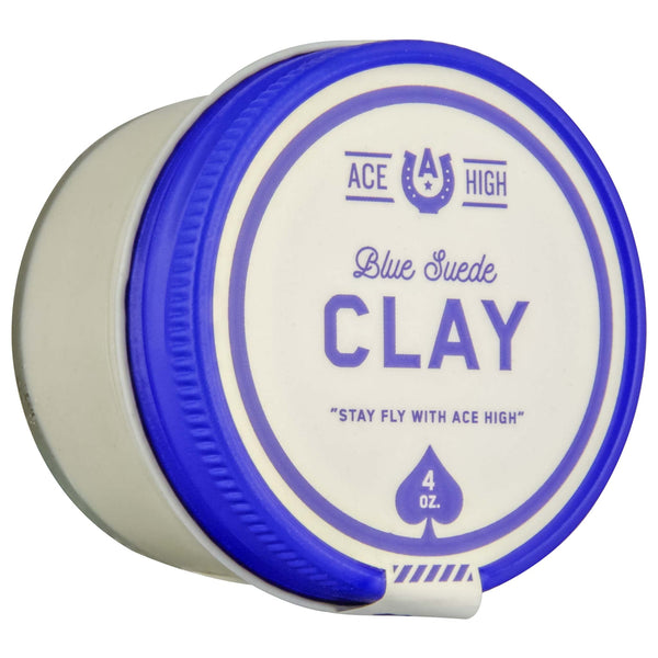 Ace High Blue Suede Clay