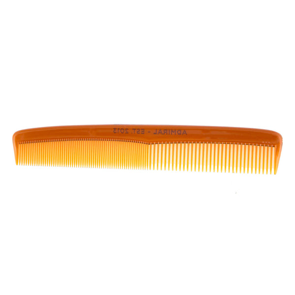 Admiral All-Purpose Barber Comb- Back