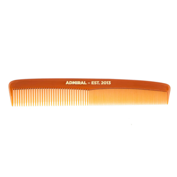 Admiral All-Purpose Barber Comb- Front
