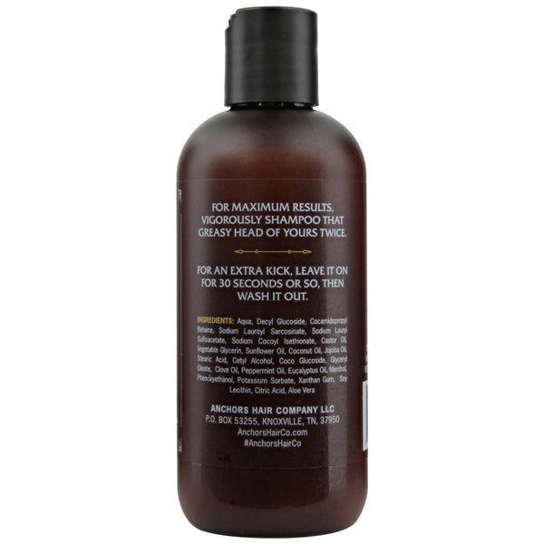 Promotes strong healthy hair growth shampoo