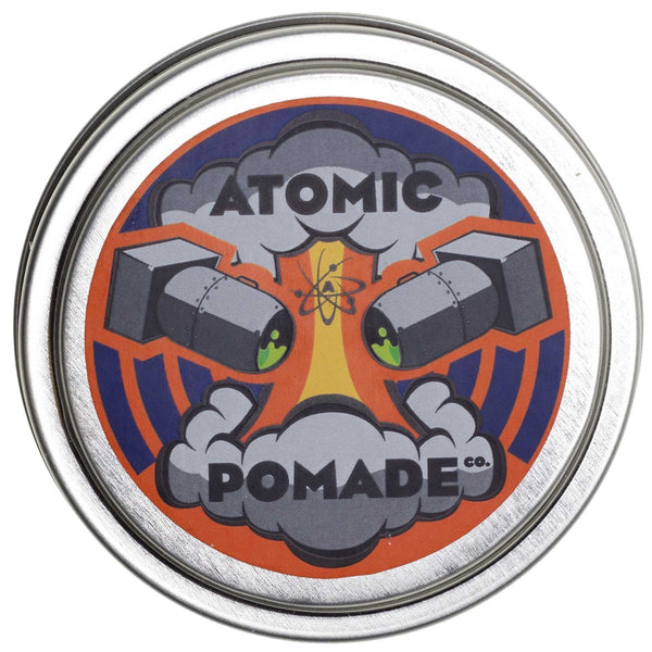 Atomic Pomade Oil Base Hair Pomade