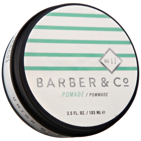 Barber & Co. Pomade Top