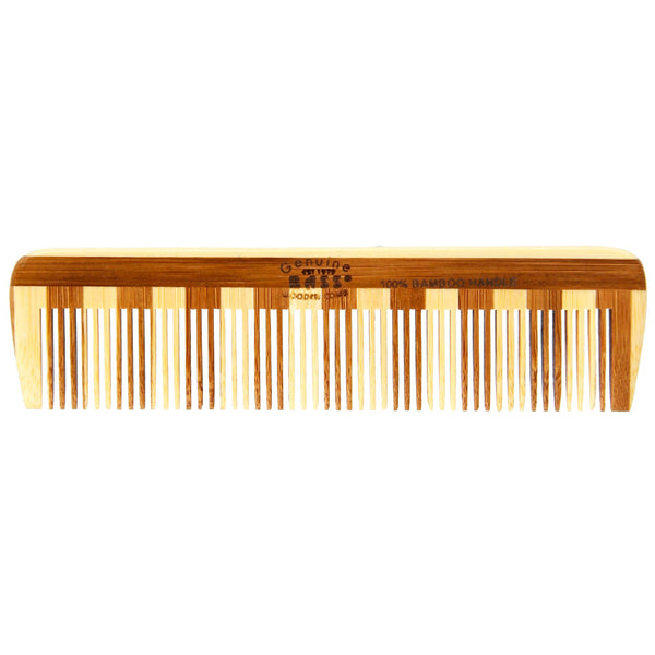 good for thin to medium hair types comb from Bass