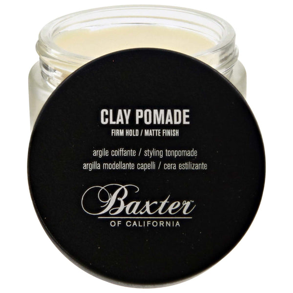 Baxter Clay Pomade Open