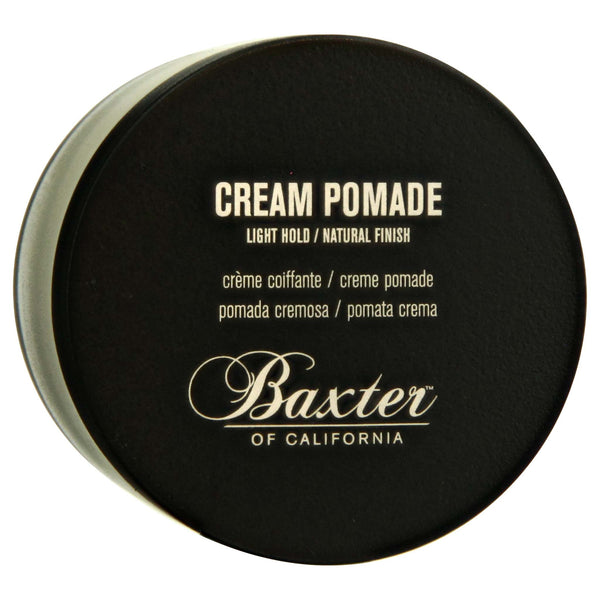 Baxter Cream Pomade Top