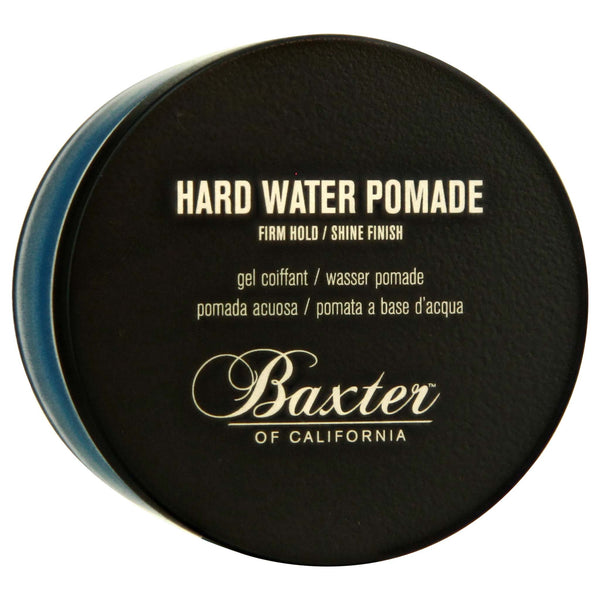 Baxter Hard Water Pomade Top