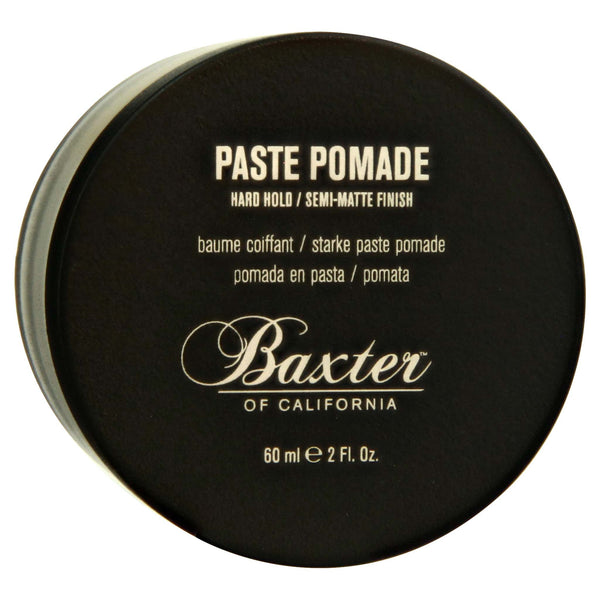 Baxter Paste Pomade Top
