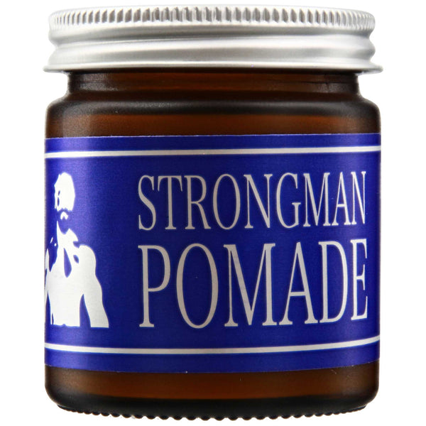 Bay Beard Pomade Strongman Side