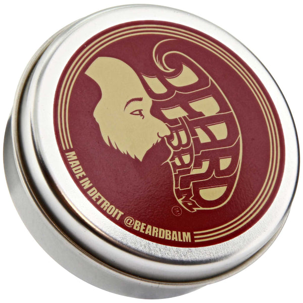 Beard Balm Original Top Label