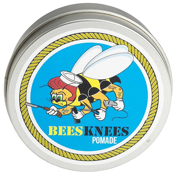 Bees Knees original is a great pliable strong holding pomade.