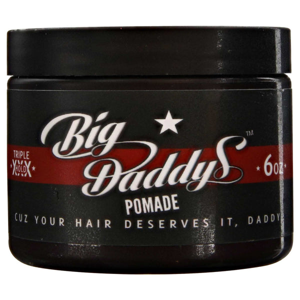 Big Daddy's Pomade Side