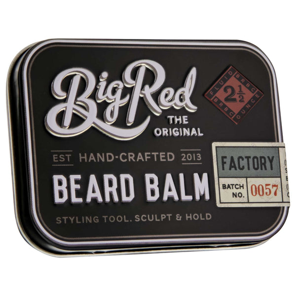Big Red Beard Balm Factory