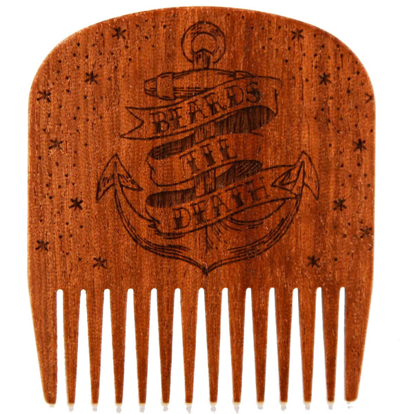beautiful comb to brush out tangles and snares