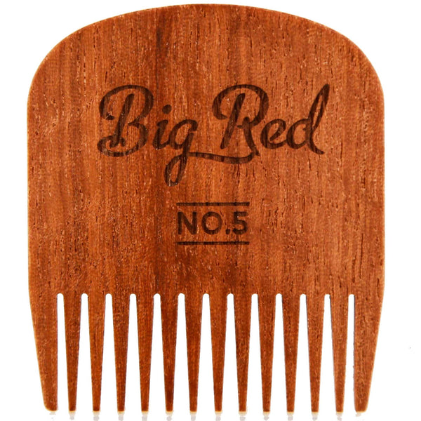 Big red comb no. 5 anchor