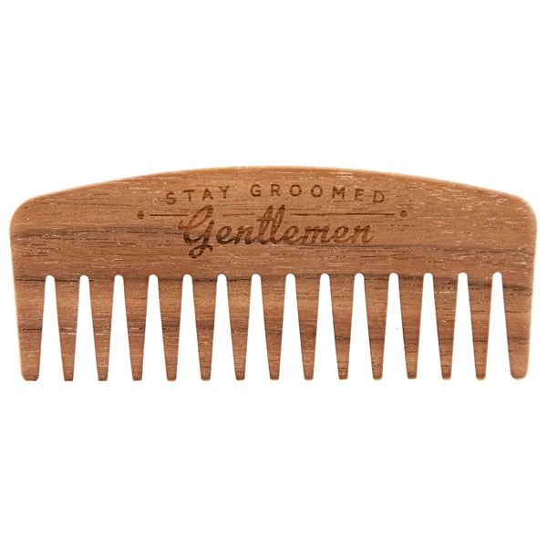 beard hand comb for coarse and long full beards