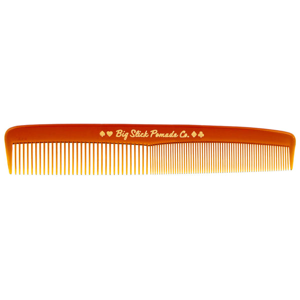 great styling comb from big slick pomade