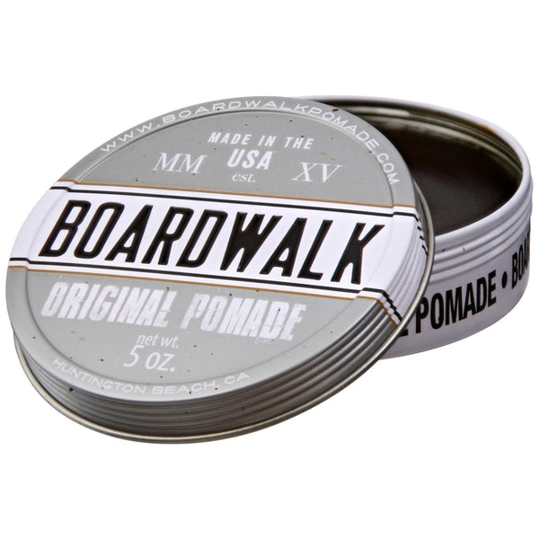 Boardwalk Pomade Original Open