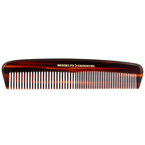 Brooklyn Grooming Handmade Pocket Comb for travel or trips