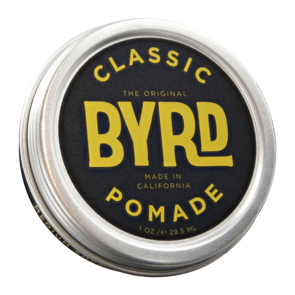 Byrd Classic Pomade Top
