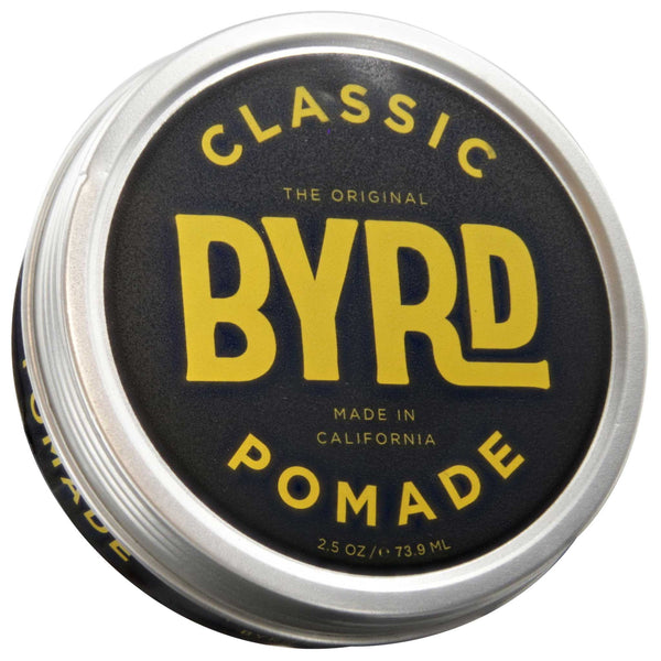 Byrd Classic Pomade 3 oz Top