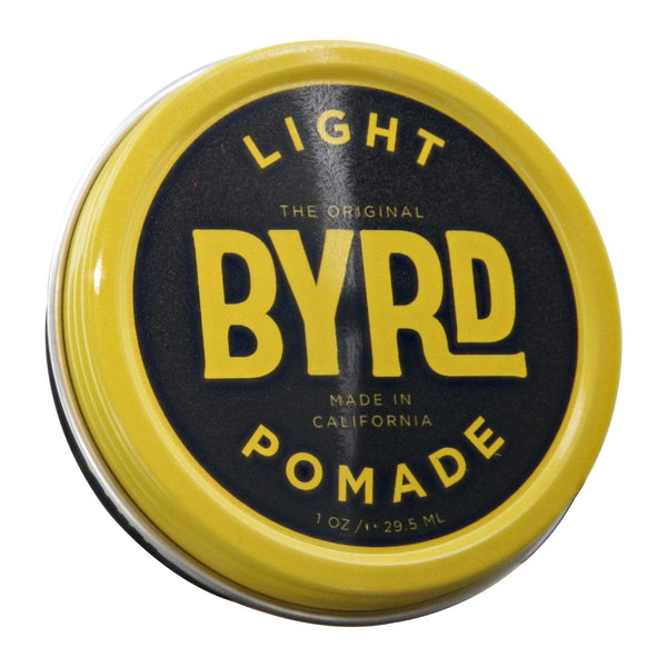 Byrd Light Pomade Top