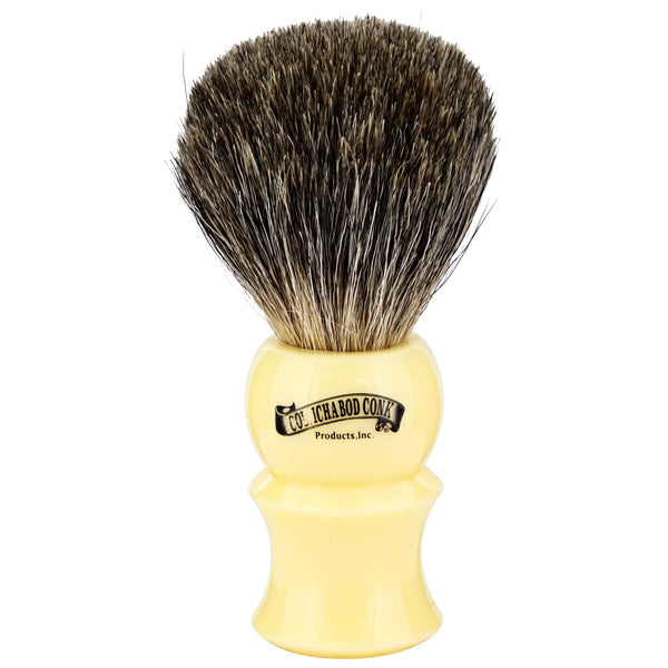 beginners shaving brush for wet shave straight or safety razor