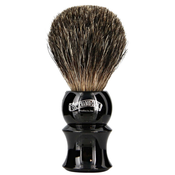 intro shaving brush for wet shaving