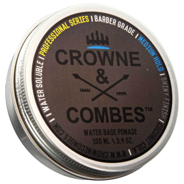 Crowne & Combes Premium Water Based Pomade