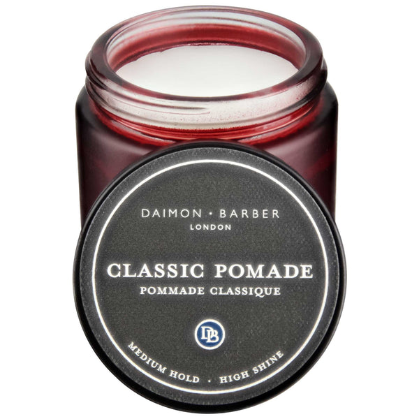 The Daimon Barber Hair Classic Pomade