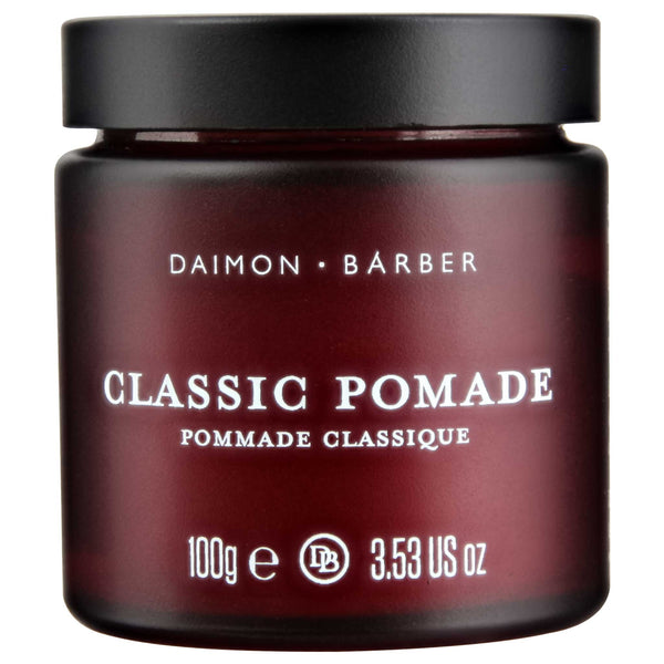 The Daimon Barber Hair Classic Pomade – Pomade.com