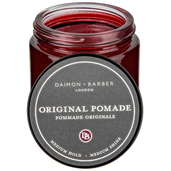 water based pomade called original pomade from daimon barber