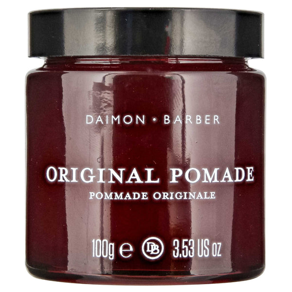 Original Pomade from Daimon Barber water based