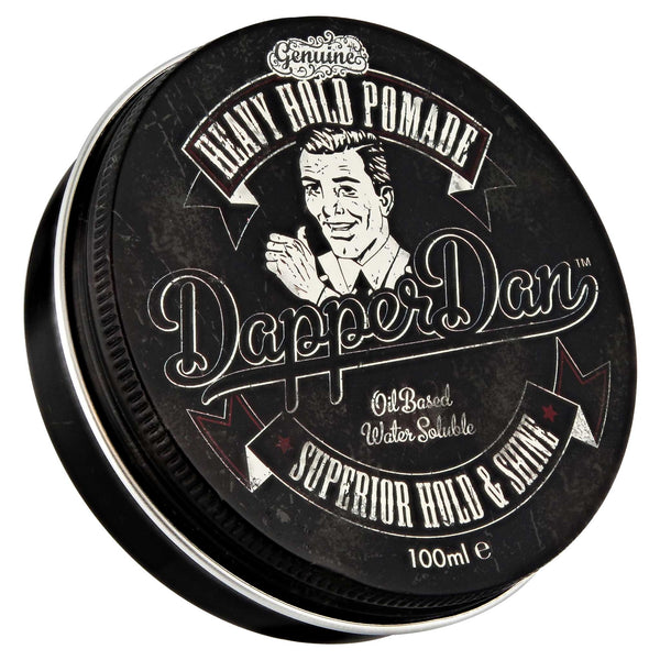 Dapper Dan Heavy Hold Pomade mr pomade.com