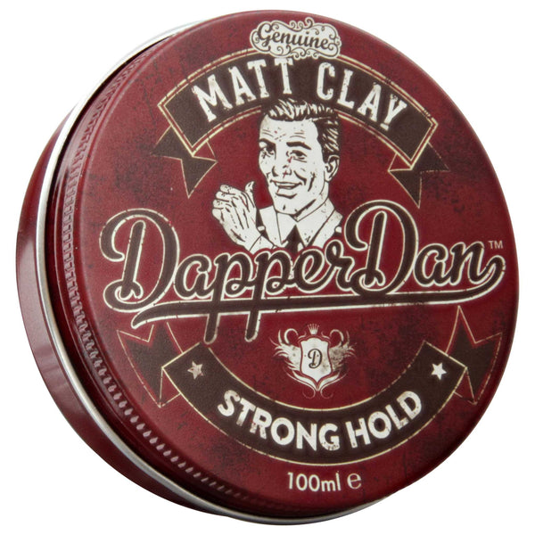Dapper Dan Matt Clay Top
