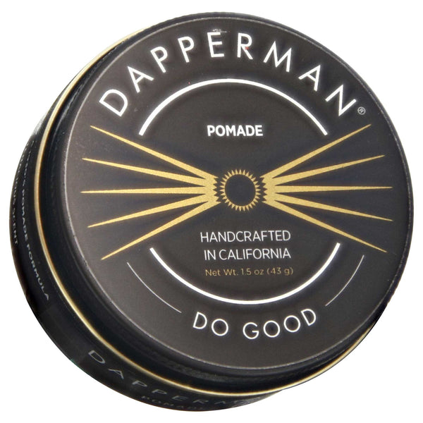 Dapper Man Premium Pomade Top
