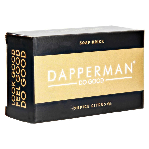 Dapper Man Spiced Citrus Soap