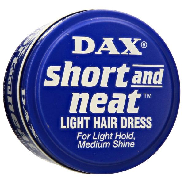DAX Short and Neat Top Label
