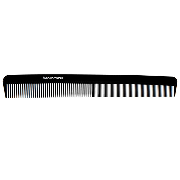Heat, chemical and impact resistant hair comb for styling and cutting