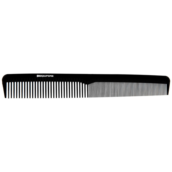 Denman Small Professional Comb for hair styling and pomade